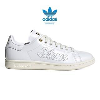 アディダス(adidas)の【完売モデル】26.5 希少カラー ホワイト レア adidas 白 スタンスミ(スニーカー)