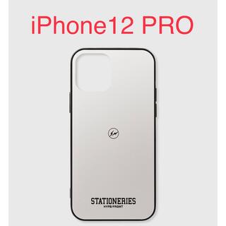 フラグメント(FRAGMENT)のFRAGMENT IPHONEケース 12 PRO 藤原ヒロシ HYPB(iPhoneケース)