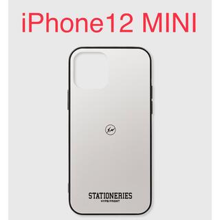 フラグメント(FRAGMENT)のFRAGMENT IPHONEケース 12 mini 藤原ヒロシ HYPB(iPhoneケース)