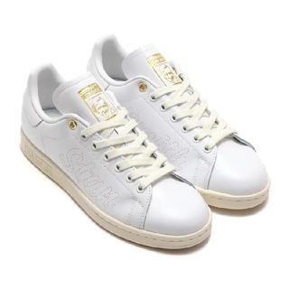 アディダス(adidas)の【完売サイズ】25.5 希少カラー ホワイト レア adidas 白 スタンスミ(スニーカー)