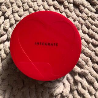 インテグレート(INTEGRATE)の2回使用 インテグレート ファンデーション(ファンデーション)