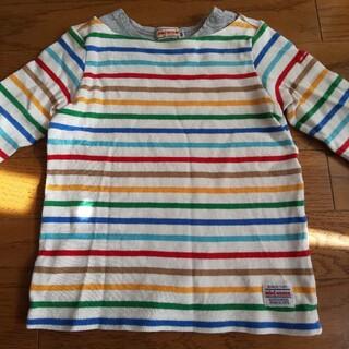 mikihouse - ミキハウス Tシャツ 100 ボーダー