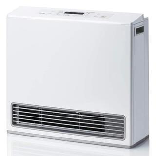 Rinnaiガスファンヒーター 21畳 都市ガス ガスコード・保証書付き