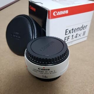 キヤノン(Canon)のキャノン CANON Extender EF1.4 × II(その他)