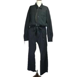 SUNSEA - midorikawa 20ss ジャンプスーツ