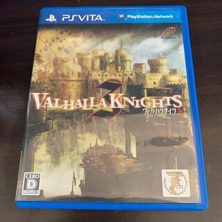 ヴァルハラナイツ3 Vita(携帯用ゲームソフト)