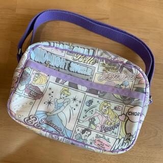 Disney - ディズニープリンセス 通園バッグ ショルダーバッグ 通園ショルダー