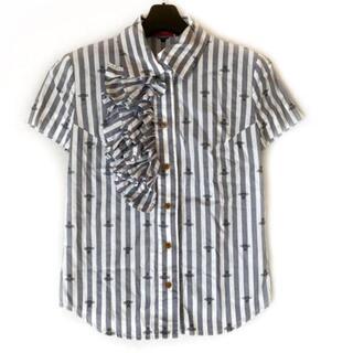 ヴィヴィアンウエストウッド(Vivienne Westwood)のヴィヴィアンウエストウッドレッドレーベル(シャツ/ブラウス(半袖/袖なし))