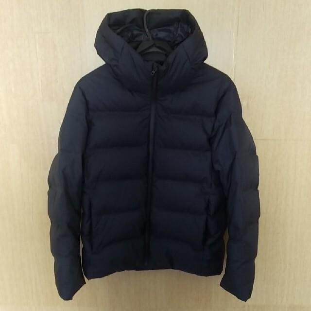 UNIQLO(ユニクロ)のUNIQLO☆シームレスダウンパーカー☆サイズM メンズのジャケット/アウター(ダウンジャケット)の商品写真