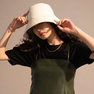 TOMORROWLAND - MAISON SPECIAL♡LAMP LEATHER HAT