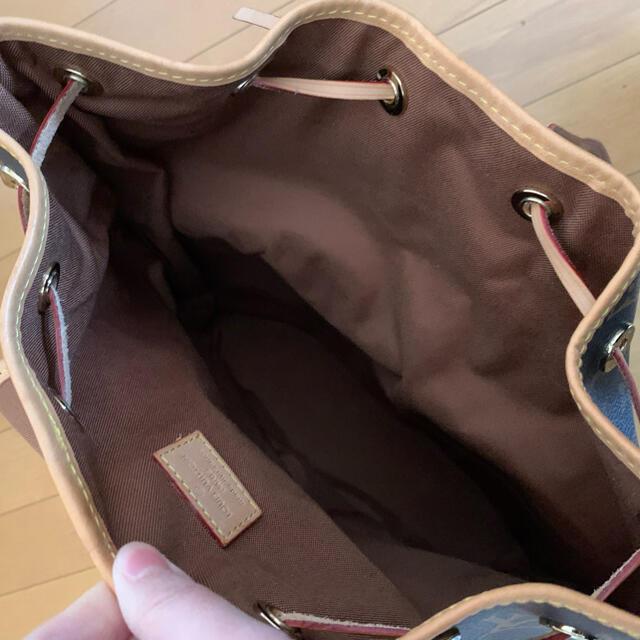 バックパックリュック男女兼用 レディースのバッグ(リュック/バックパック)の商品写真