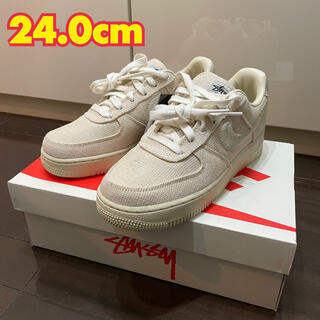 NIKE - 即日発送可 Stussy X Nike AIR FORCE 1 LOW