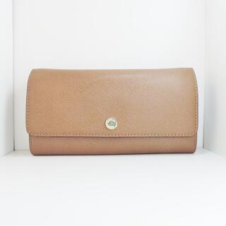 マイケルコース(Michael Kors)のマイケルコース 財布美品  - ブラウン(財布)