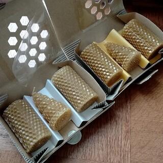 山田養蜂場 - 山田養蜂場 キャンドル 2箱セット