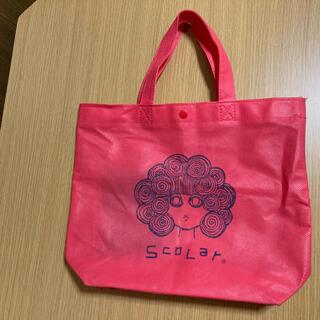 スカラー(ScoLar)のスカラー ショッパー エコバッグ(ショップ袋)