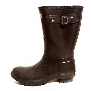 ハンター(HUNTER)のハンター レインブーツ UK 6 レディース -(レインブーツ/長靴)