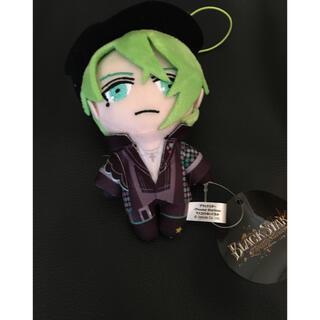 ブラックスター マスコットぬいぐるみ リンドウ(キャラクターグッズ)