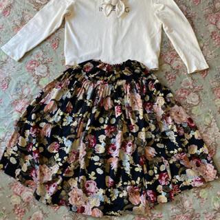 INGEBORG - インゲボルグ 薔薇のスカート