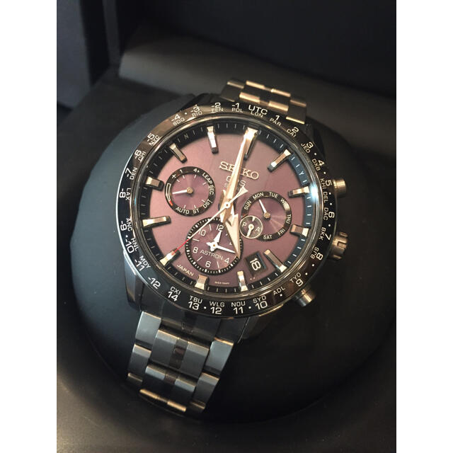 SEIKO(セイコー)の美品 鑑定済み 正規品 SEIKO 時計 メンズ SBXC003 メンズの時計(金属ベルト)の商品写真