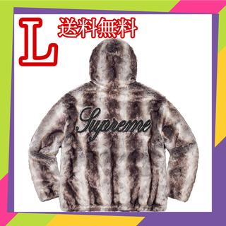 シュプリーム(Supreme)のSupreme Faux Fur Reversible Hooded L(その他)