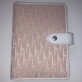 Christian Dior - Christian Dior 手帳カバー モノグラム ピンク