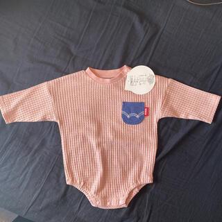 エドウィン(EDWIN)の(新品未使用)EDWIN ベビー服 ロンパース サイズ70(ロンパース)