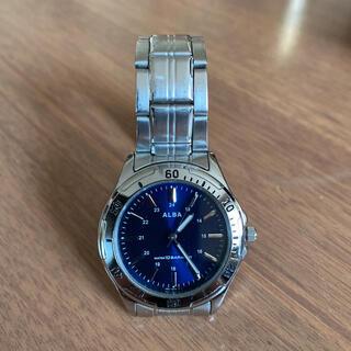 アルバ(ALBA)のALBAダイバーウォッチ稼働品(腕時計(アナログ))
