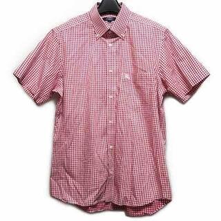バーバリー(BURBERRY)のバーバリーロンドン 半袖シャツ サイズM -(シャツ)