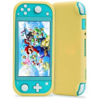 スイッチライト カバー ケース Nintendo Switch Lite 背面カ(家庭用ゲーム機本体)