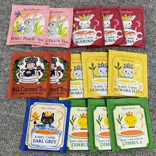 カレルチャペック ご自宅用紅茶バラエティー14p(茶)