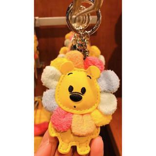 ディズニー(Disney)の上海ディズニー プーさん ぷーさん 羽生結弦 ストラップ1番人気完売品 村上隆(キャラクターグッズ)