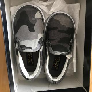 ラルフローレン(Ralph Lauren)のラルフローレン 靴 15.5センチ(スニーカー)