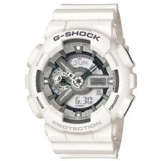 G-SHOCK - CASIO  G-SHOCK   ホワイト