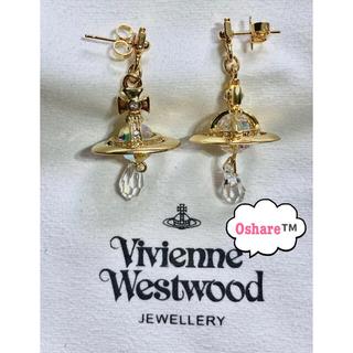 Vivienne Westwood - 【新品】ヴィヴィアンウエストウッド (Vivienne Westwood)ピアス