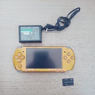 ソニー(SONY)のPSP-3000 動作未確認(携帯用ゲーム機本体)