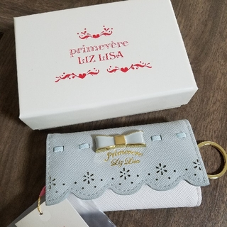 LIZ LISA - 新品 リズリサ プリムベール キーケース プレゼント