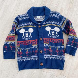 ディズニー(Disney)のディズニー アウター カウチ風 90(ジャケット/上着)