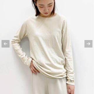 L'Appartement DEUXIEME CLASSE - 新品未使用 Distortion Tシャツ ホワイトB