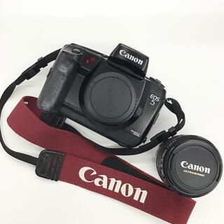 キヤノン(Canon)のジャンク品 キャノン 一眼カメラ EOS5(デジタル一眼)