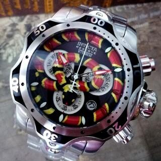 【橘家様専用】インビクタ キングベノム スネーク メンズ腕時計 INVICTA(腕時計(アナログ))