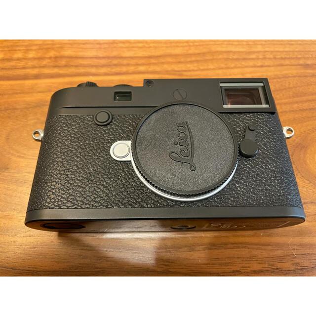 LEICA(ライカ)のライカ m10-p  ブラック leica スマホ/家電/カメラのカメラ(デジタル一眼)の商品写真