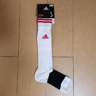 アディダス(adidas)の22-24cm アディダス サッカーソックス(その他)