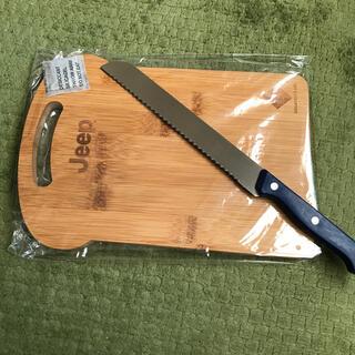 ジープ(Jeep)のjeepカッティングボード(調理道具/製菓道具)