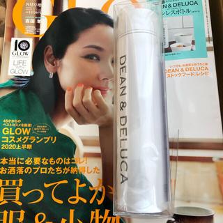 DEAN & DELUCA - GROW 雑誌付録 DEAN&DELUCA ボトル 白 新品未使用