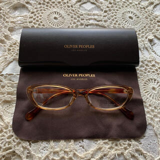 TOM FORD - 格安 新品未使用 oliver peoples 眼鏡 メガネ レディース