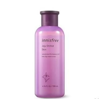 イニスフリー(Innisfree)のinnisfree イニスフリー オーキッド 化粧水 乳液 スリーピングマスク(化粧水/ローション)