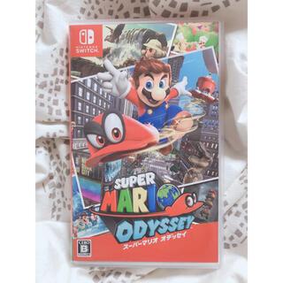 ニンテンドースイッチ(Nintendo Switch)の「スーパーマリオ オデッセイ」 任天堂(家庭用ゲームソフト)