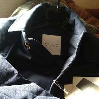 マッキントッシュフィロソフィー(MACKINTOSH PHILOSOPHY)の値下げ:新品・未使用 macintosh ダウンコート 紺 メンズ(ダウンジャケット)