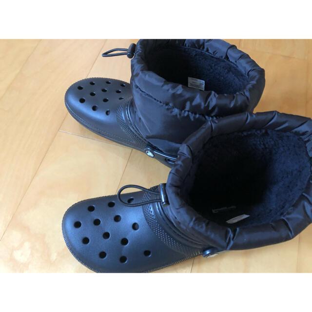 crocs(クロックス)の【最終価格】crocs クロックス ブーツ 27cm レディースの靴/シューズ(レインブーツ/長靴)の商品写真