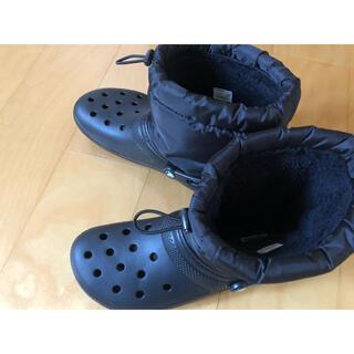 crocs - crocs クロックス ブーツ 27cm